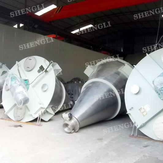 DSH-10 shuang螺旋混合设备