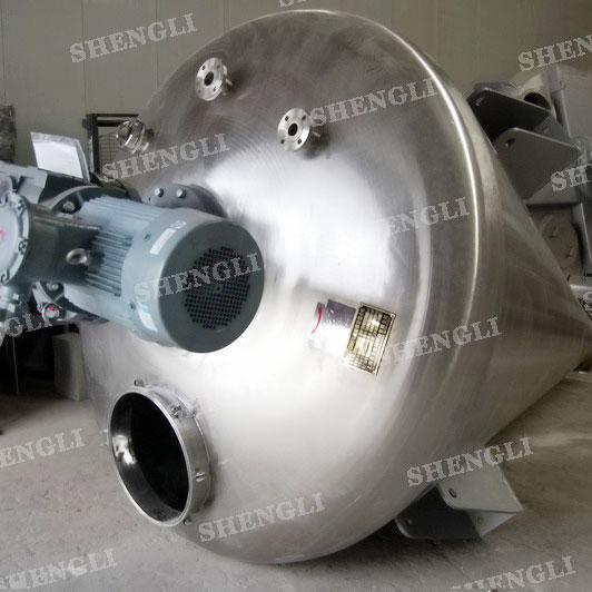 DSH-4 锥形shuang螺旋混合机,用于染料加gong,混料机