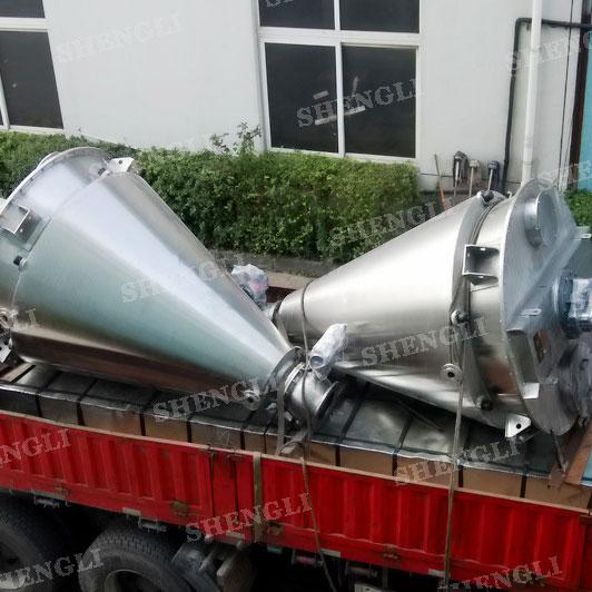 DSH-3 锥形搅拌机,用于chong物食料