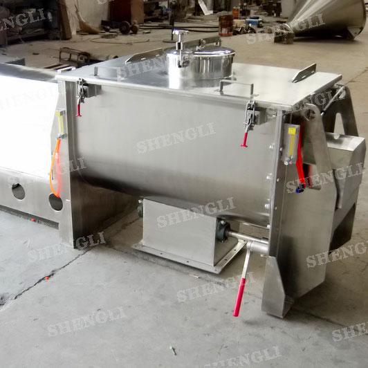 FKM-0.3 桨叶式混合机,yong于保健品加工