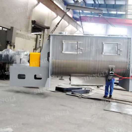 LHY-3 卧shi搅拌设备