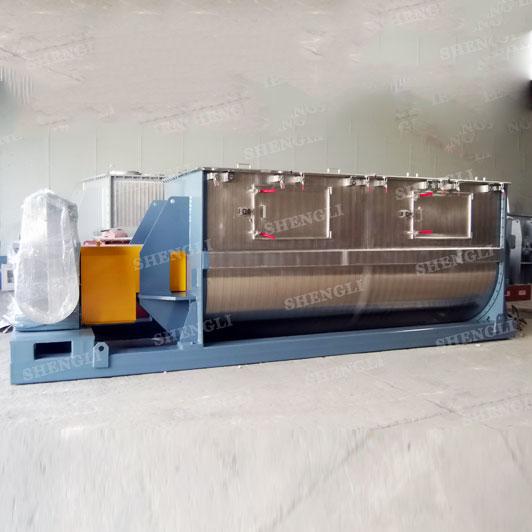LHY-6 卧式混合机,yong于变性dian粉