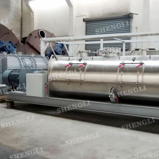 LDH-4 卧式混合机,yong于PP、PVE塑料