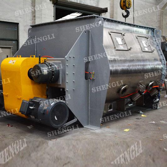 WZL-10 双轴搅拌机